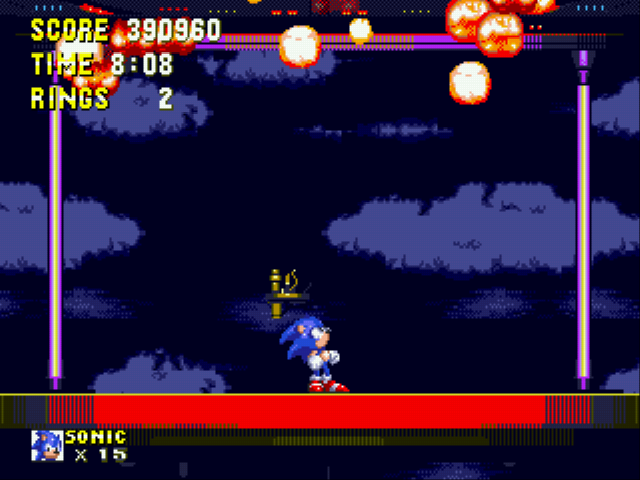 Sonic the Hedgehog 3 - umm...ownage? - User Screenshot